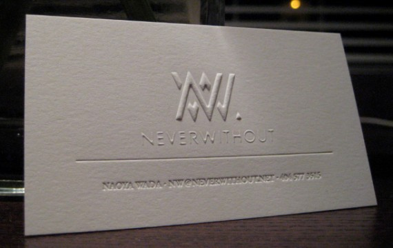20 minimalist clean white business cards design inspiration designmodo white business card colourmoves