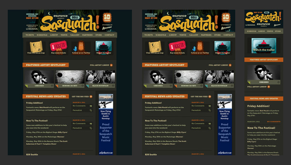 Best Informational Websites Design