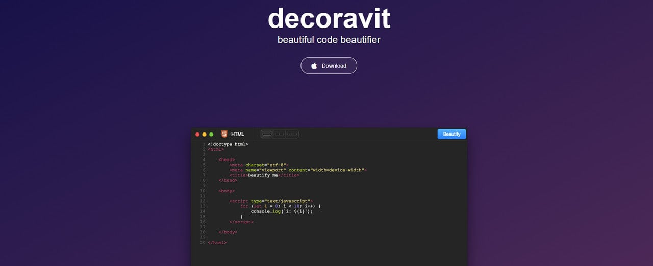 HTML and CSS Cleanup Tools