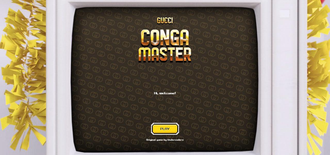 Gucci Congo Master
