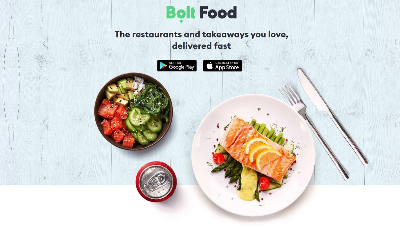 Food by Bolt