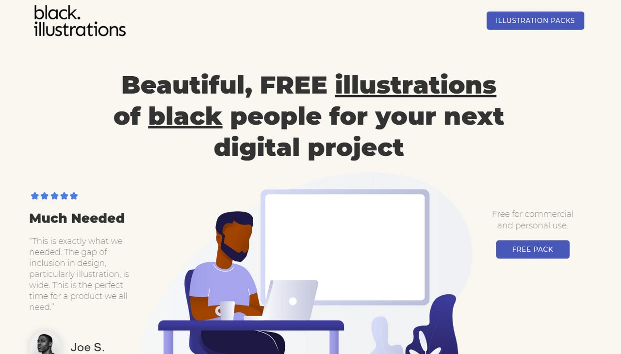 Black Illustrations