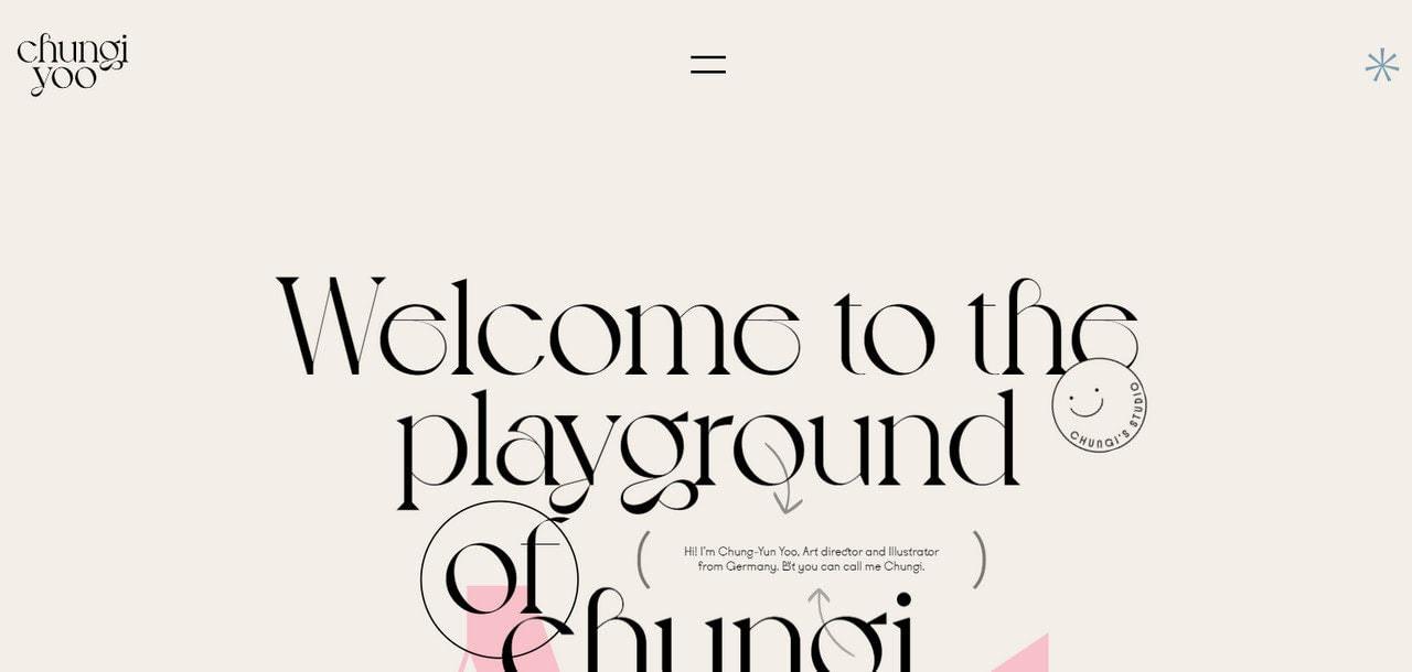 Personal Portfolio of Chungi Yoo