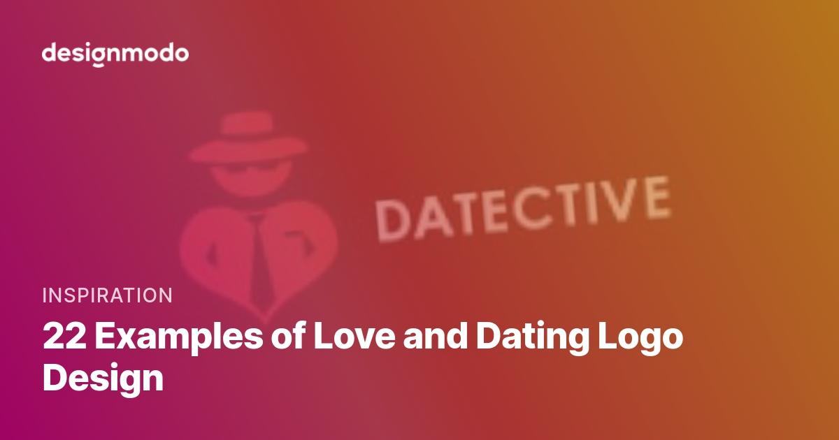 Dating logo inspiratie