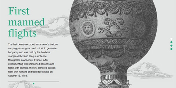 Parallax Scrolling and Its Usage in Web Design - Designmodo