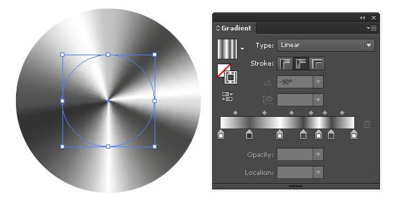 adobe illustrator gradient