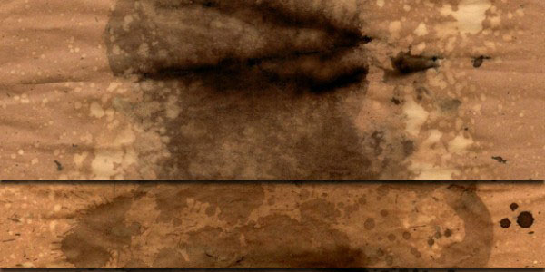 Stained Paper Textures