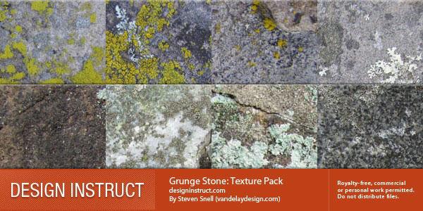 Grunge Stone Textures