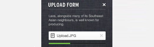 How to Create an Upload Form using jQuery, CSS3, HTML5 and PHP