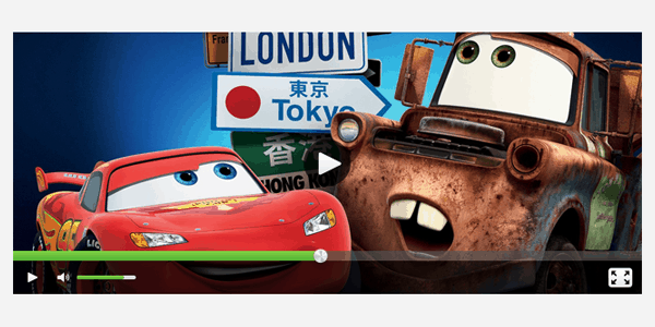 How to Create an Video Player in jQuery, HTML5 & CSS3 - Designmodo