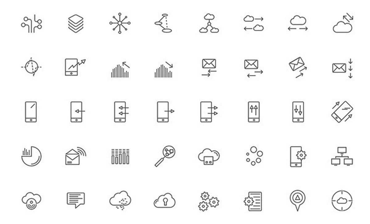 Best Free Web Icons Packs