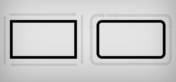 Rounded Corners and Why They Are Here to Stay - Designmodo