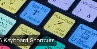 Adobe Photoshop CC Keyboard Shortcuts for Windows and Mac