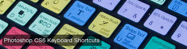 Adobe Photoshop CC Keyboard Shortcuts for Windows and Mac
