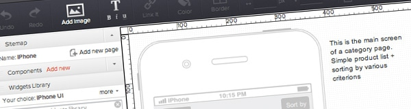 Wireframing and Prototyping a Mobile App