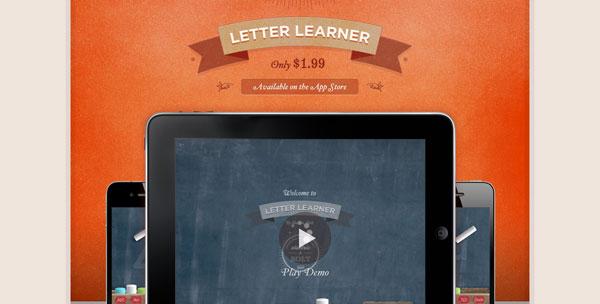 Letter Learner