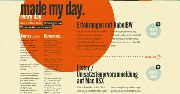Webdesign Karlsruhe Blog