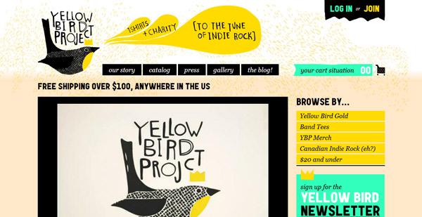Yellow Bird Project