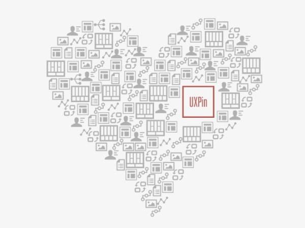 UXPin heart