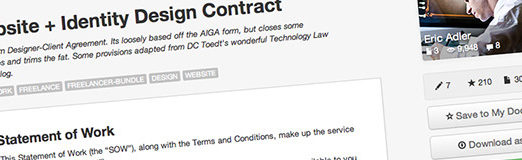 5 Essential Contract Templates for the Freelance Designer