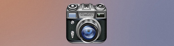 How to Create a Vintage Photo Camera icon for App Store in Adobe Illustrator