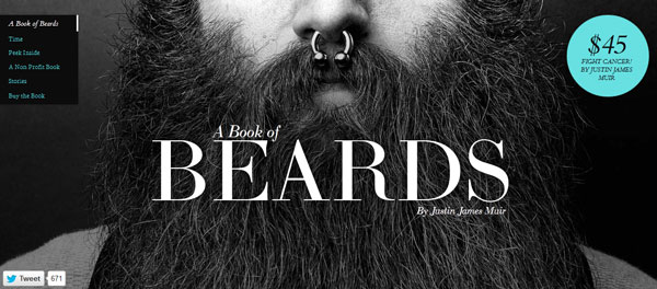 A Book of Beards