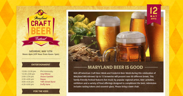 Maryland Beer is Good