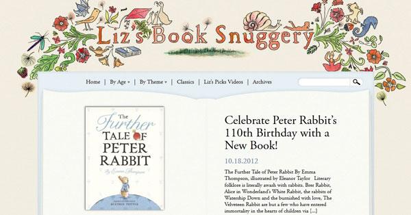 Liz's Book Snuggery