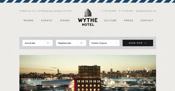 Wythehotel