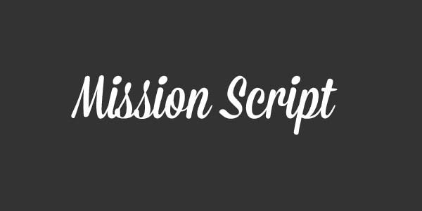 Cursive Fonts: Most Popular Typefaces, Best for Webfonts - Designmodo