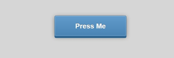 3D Button in CSS3