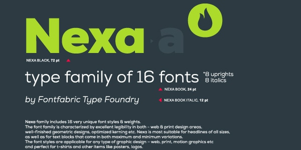 Free Fonts: Ultimate Collection for 2016 - Designmodo