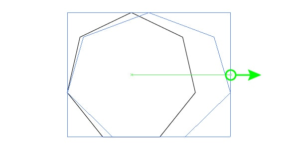 how to change angle of object in illustrator