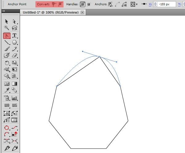 how to make geometric shapes in illustrator