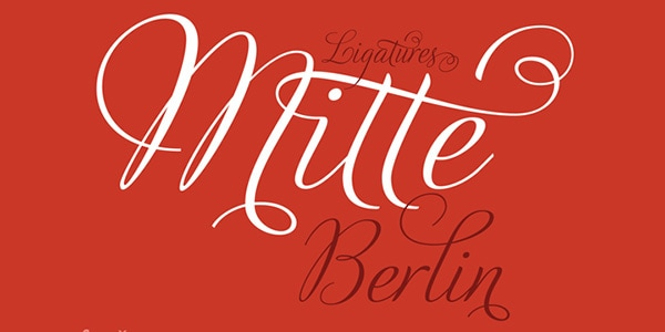 Script Fonts: Most Popular Typefaces, Best for Webfonts