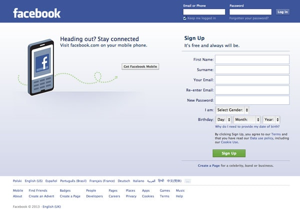 Facebook Sign-in Related Keywords - Facebook Sign-in Long ...