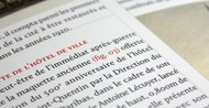 A Quick Guide to Serif Fonts