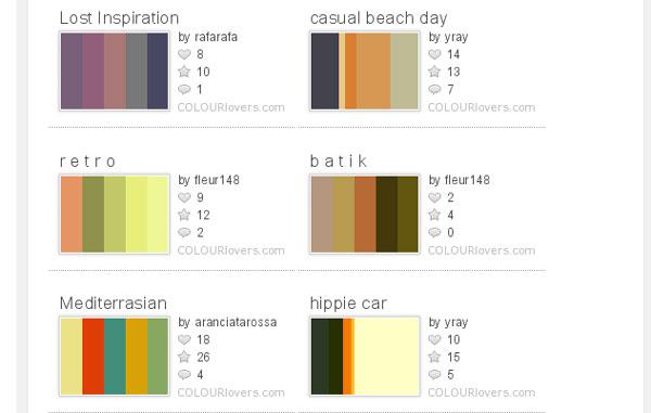 retro is reborn: a look at the color trend - designmodo