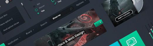 Polaris UI Free – User Interface Pack