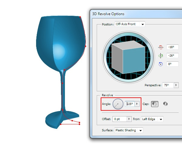 Design 3d text illustrator tutorial youtube.