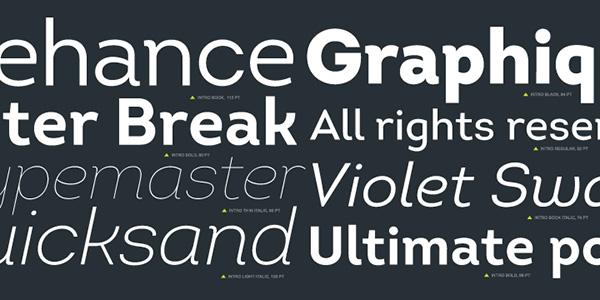 Elegant Fonts: Most Popular Typefaces, Best for Webfonts