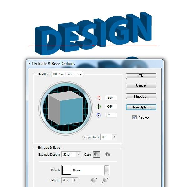 3D Modeling in Adobe Illustrator - Designmodo