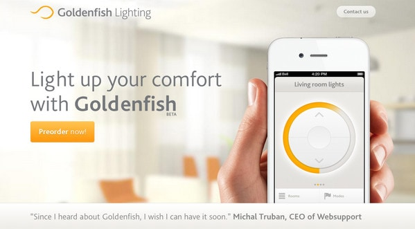 Goldenfish Lighting