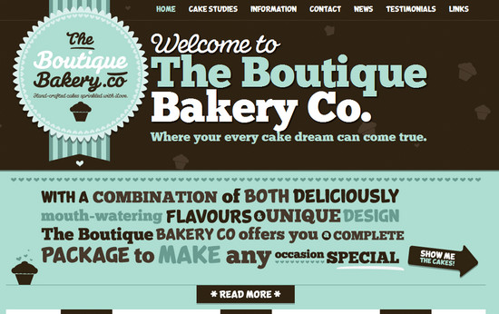 The Boutique Bakery