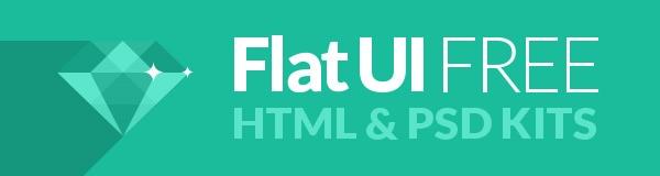 Flat UI Free – Framework and Bootstrap Theme Design