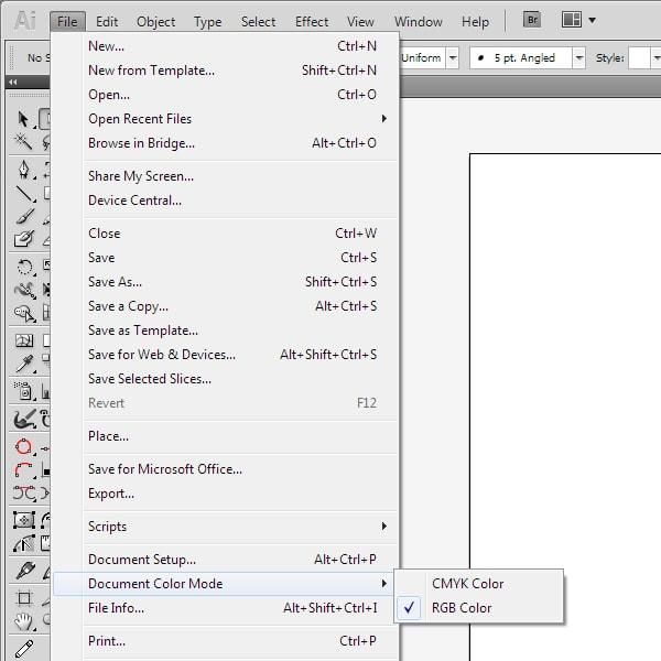 How To Obtain The Right Color In Adobe Illustrator Designmodo