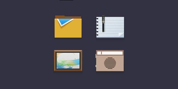 Ididi's Flat Icons