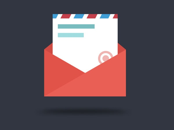 FlatMail Icon