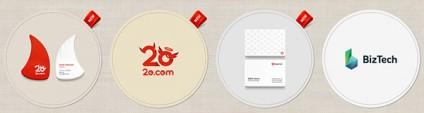 Circular Elements in Website Design – Best Practice