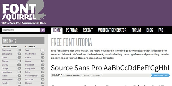 How to Choose a Typeface - Designmodo